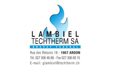 Lambiel Techtherm SA