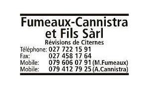 Fumeaux-Cannistra & Fils Sàrl